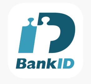 Bank ID logga