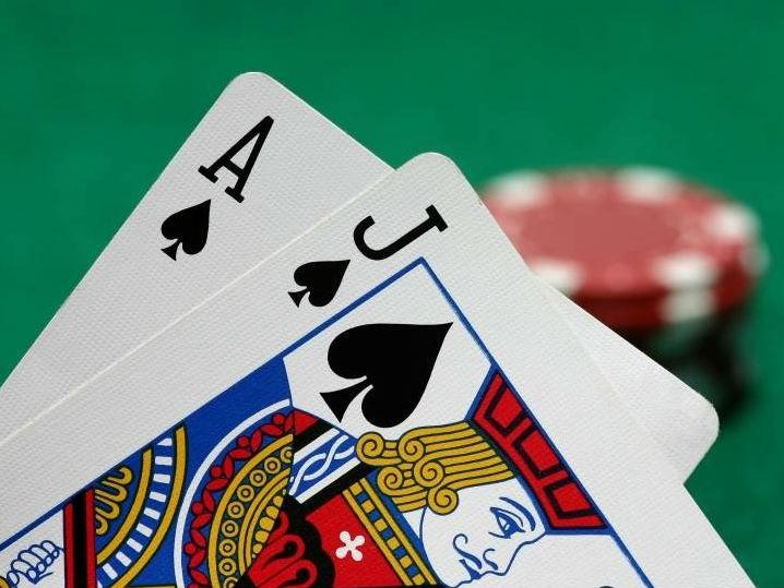 blckjack cards